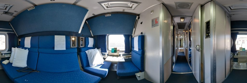 Best Amtrak Family Bedroom 360 Panorama 360Cities With Pictures