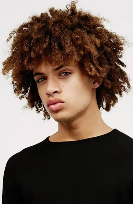 Free 50 Of The Coolest Men's Black Afro Hairstyles Fashionbeans Wallpaper