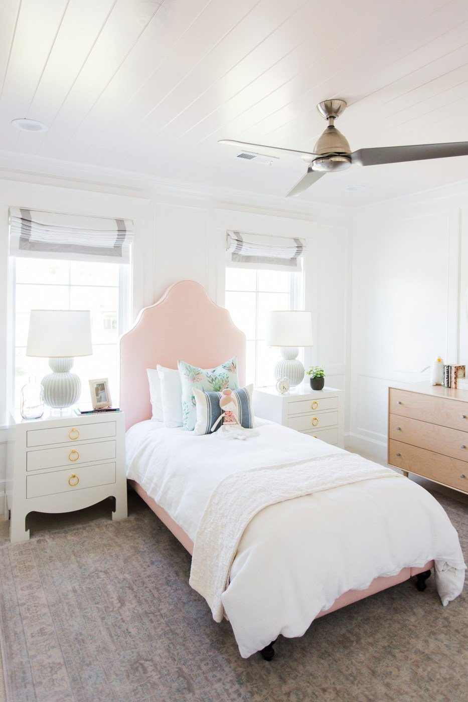 Best Windsong Project Loft Girl S Room Nursery — Studio Mcgee With Pictures
