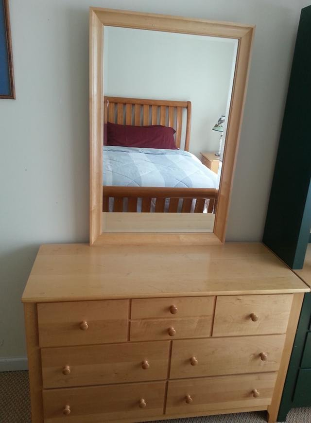 Best 400 Stanley Youth Tan Bedroom Furniture Set 3 Piece With Pictures