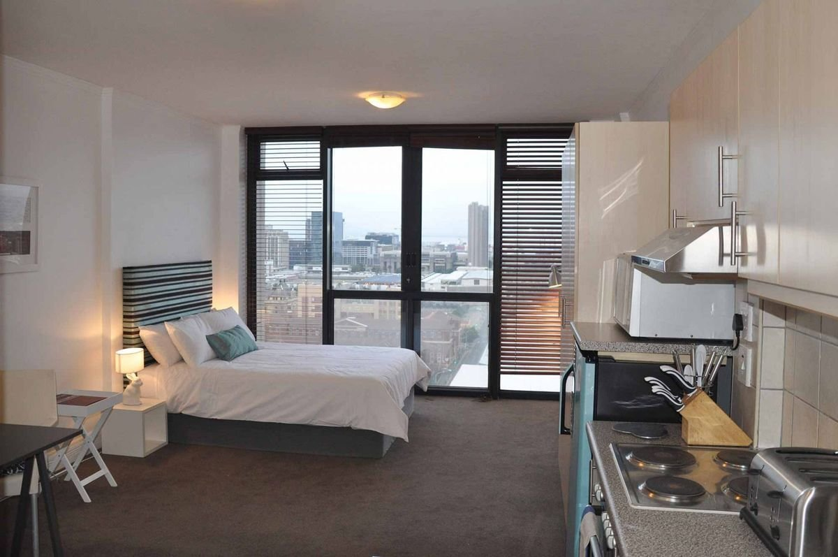 Best One Bedroom Self Catering Studio Apartment In Cape Town With Pictures