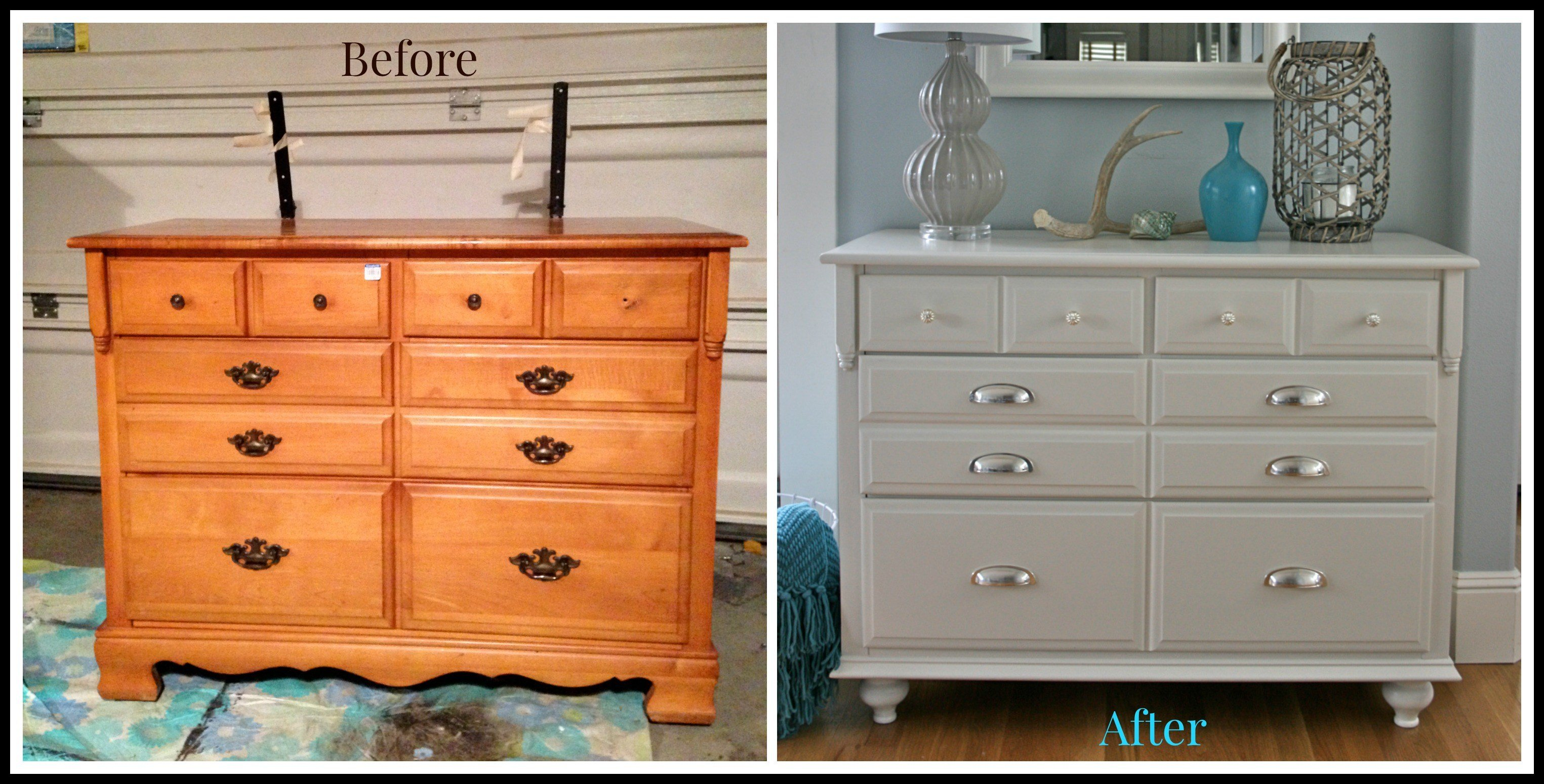 Best Traditional Maple Dresser Makeover Tutorial On Adding With Pictures