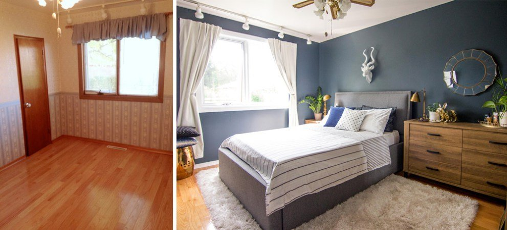 Best My Small Bedroom Makeover – Sabrina Smelko With Pictures