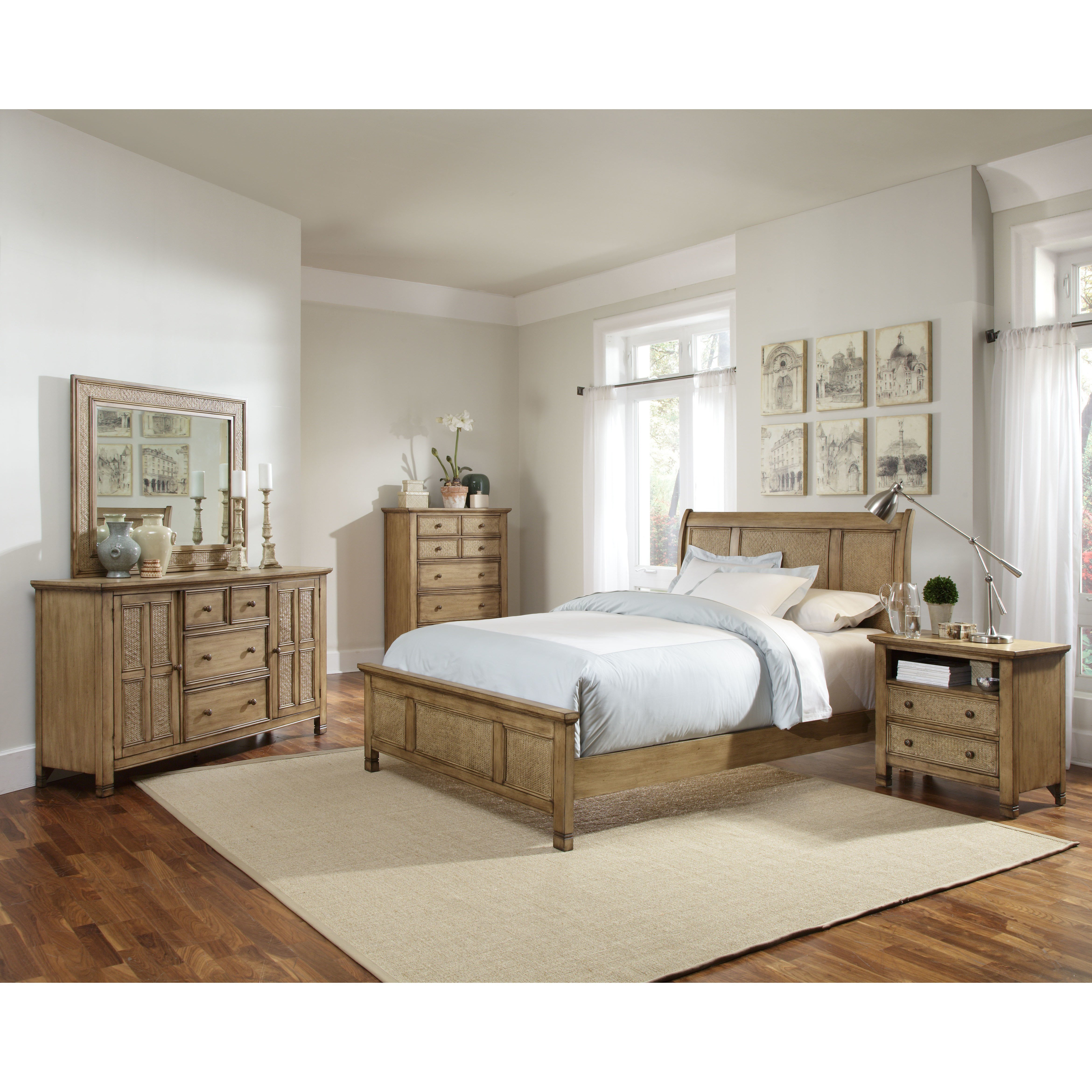 Best Progressive Furniture Kingston Isle Panel Customizable With Pictures