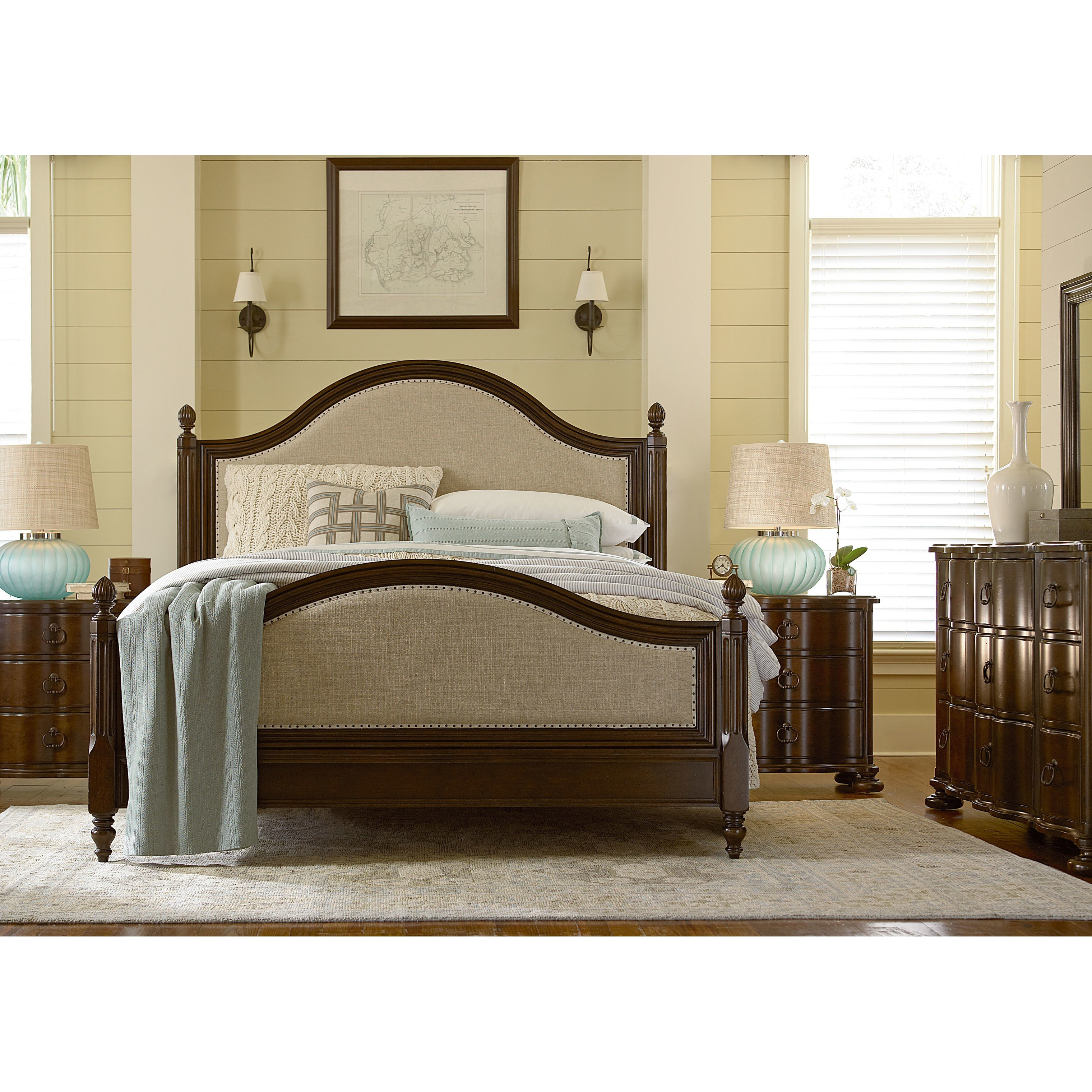 Best Paula Deen River House Panel Customizable Bedroom Set With Pictures