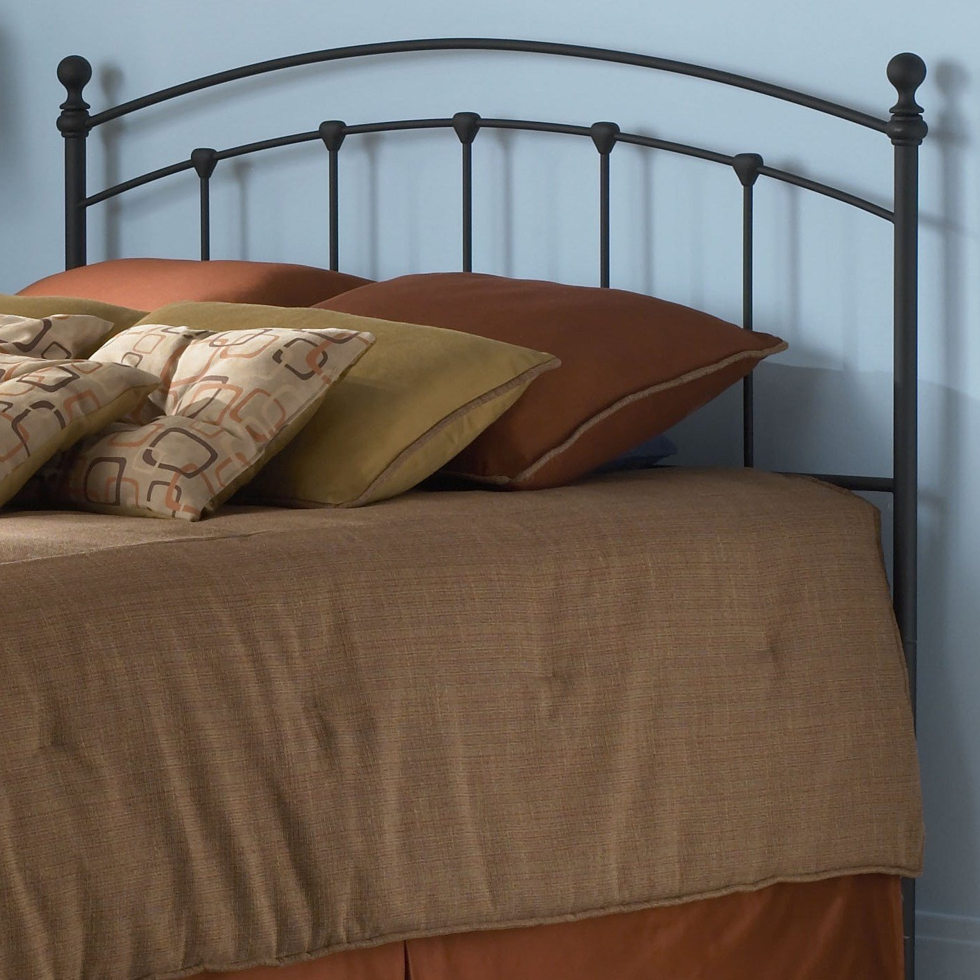 Best Fashion Bed Group Sanford Metal Headboard Reviews Wayfair With Pictures