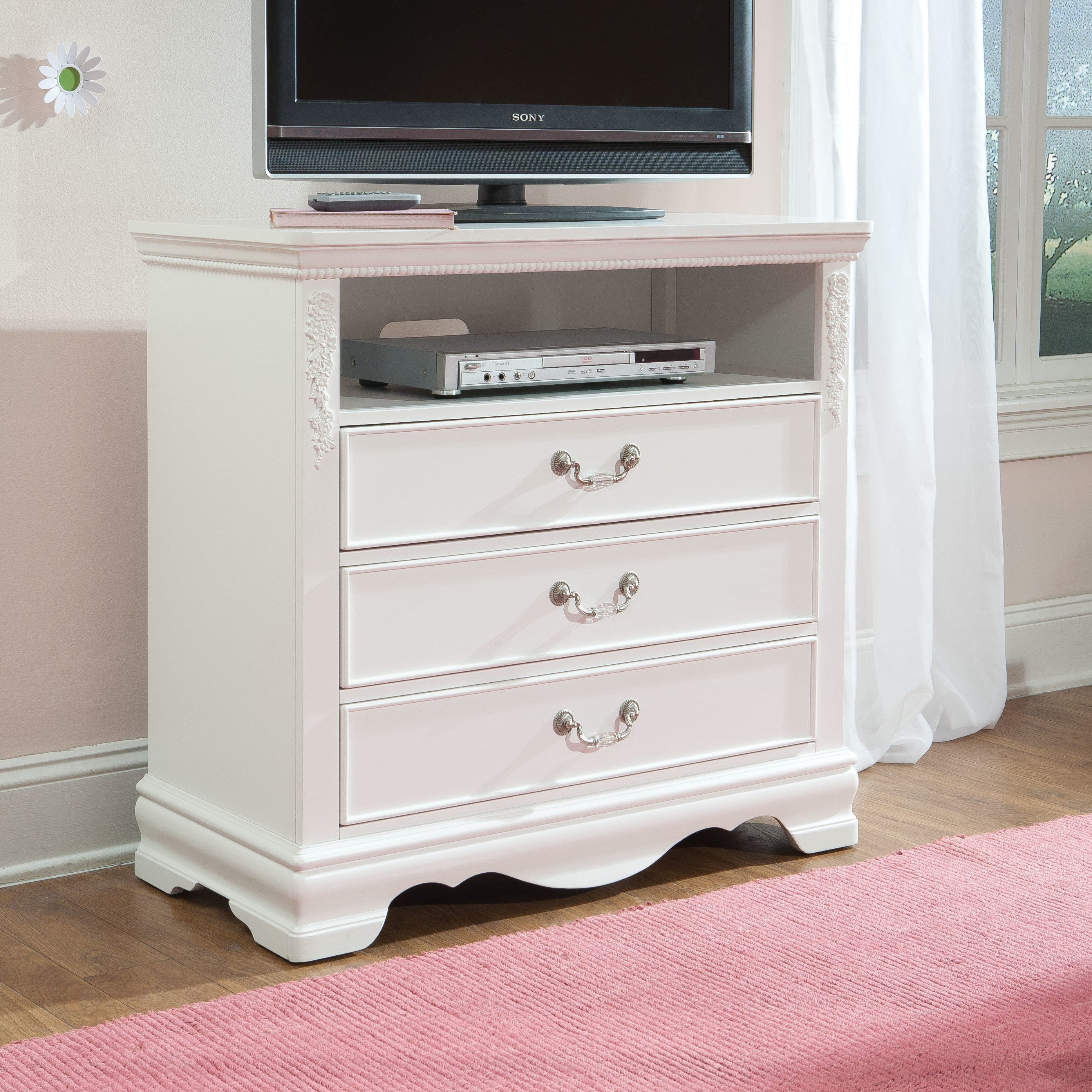 Best Standard Furniture Jessica Panel Customizable Bedroom Set With Pictures