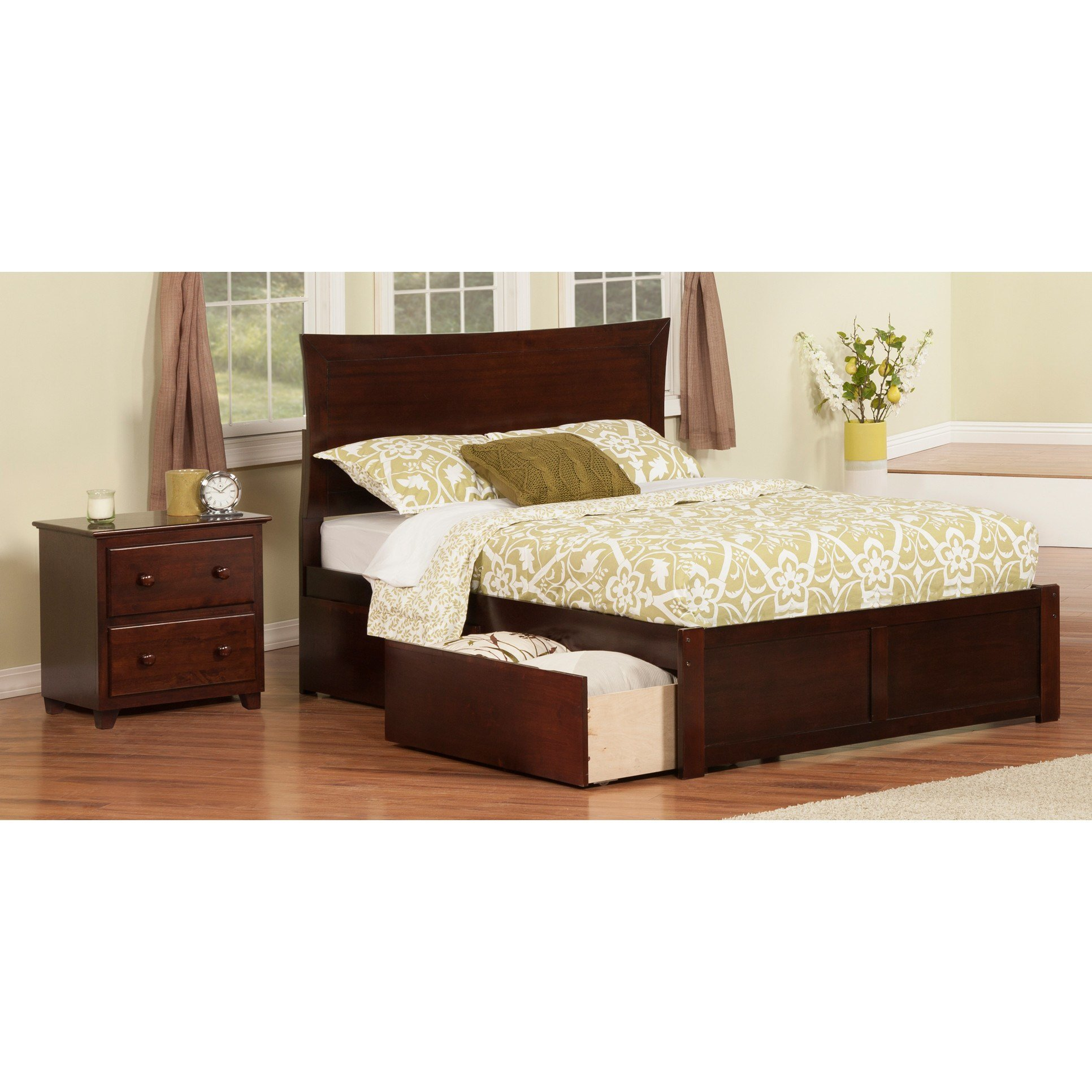 Best Viv Rae Egon Panel 2 Piece Bedroom Set Reviews Wayfair With Pictures