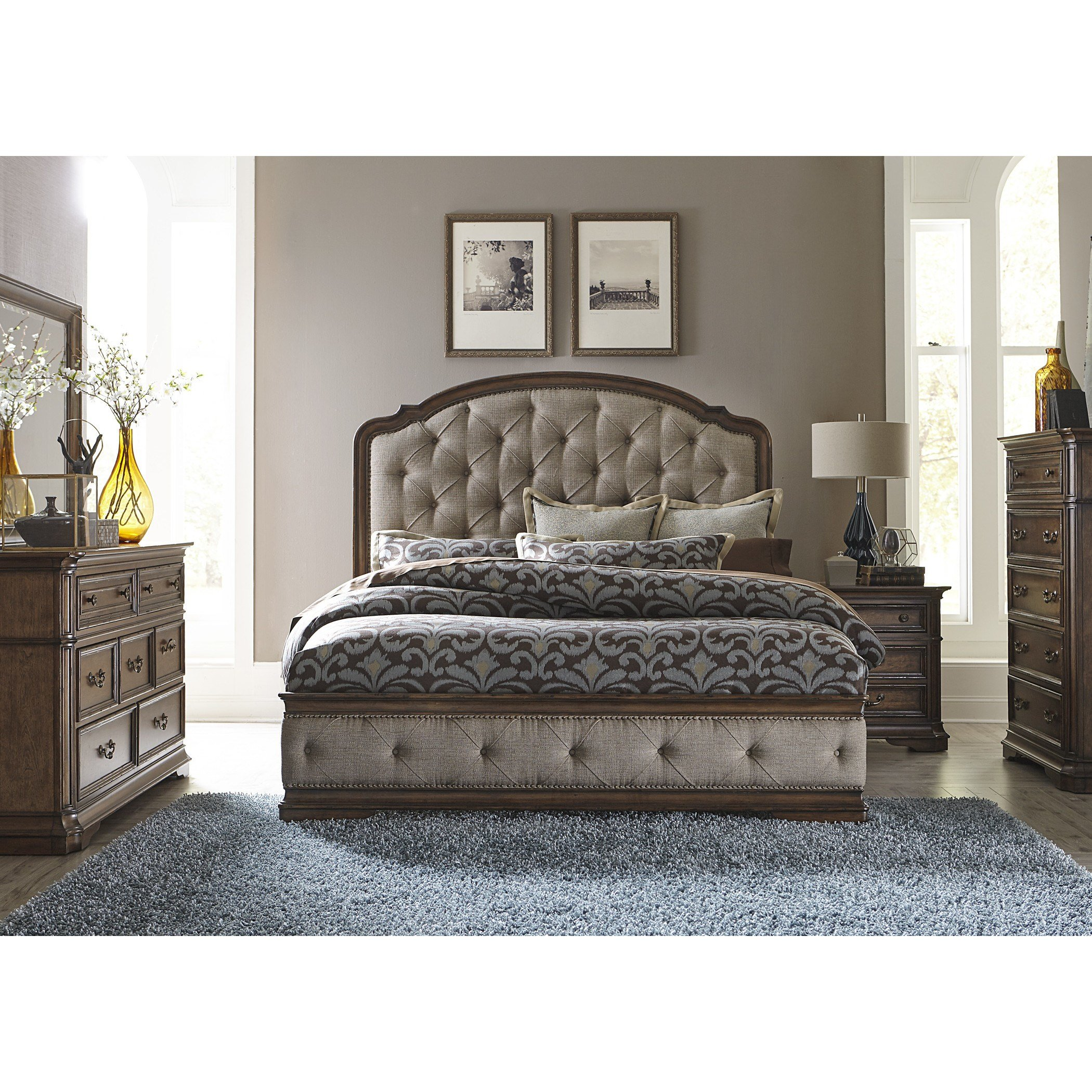 Best Astoria Grand Platform Customizable Bedroom Set Reviews With Pictures