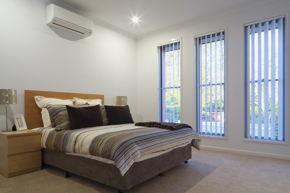 Best The Best Air Conditioners For The Bedroom With Pictures