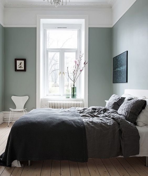 Best I De A Green Grey Bedroom With Pictures