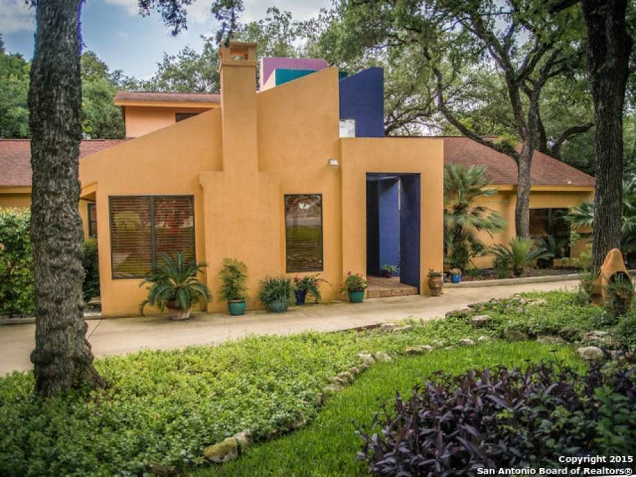 Best 10 Unusual Yet Totally Awesome Homes For Sale In San Antonio San Antonio Express News With Pictures