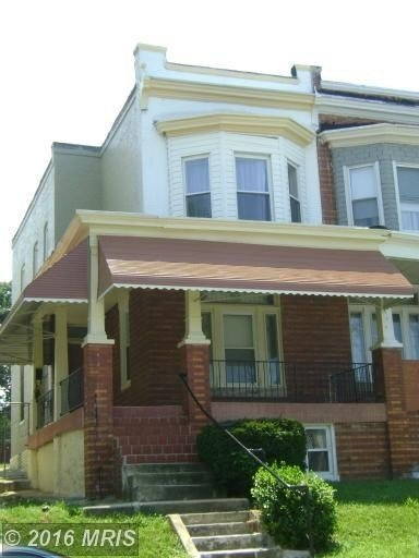 Best 2821 Winchester St Baltimore Md 21216 3 Bedroom House For Rent For 1 275 Month Zumper With Pictures