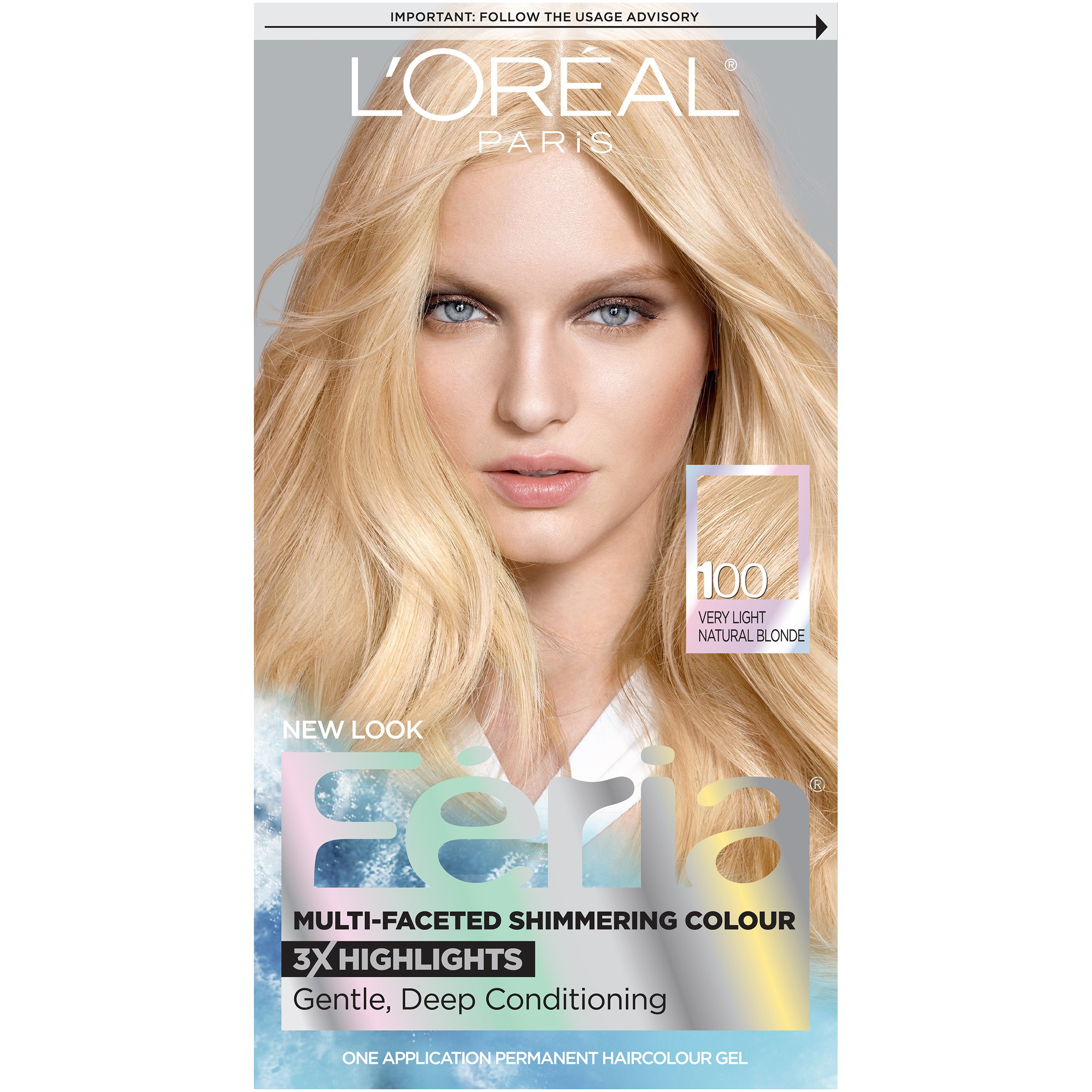 Free L Oréal Paris Feria Permanent Hair Color Ebay Wallpaper