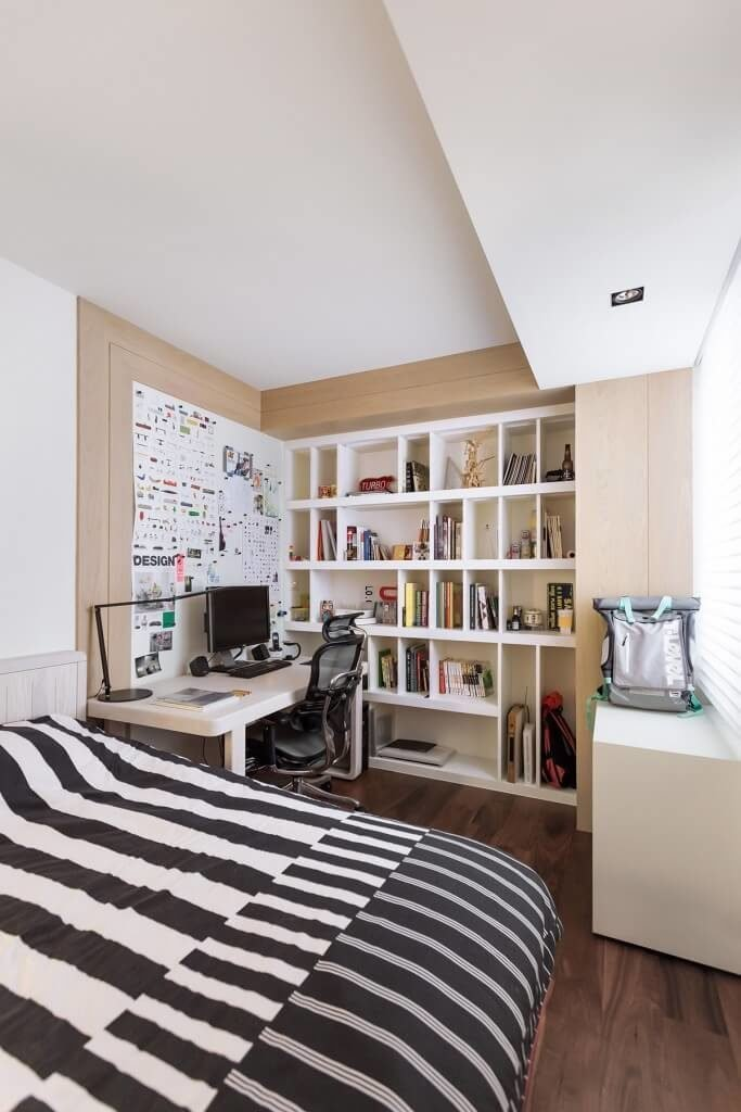 Best 30 Stunning Bedrooms With Stylish Desks Or Office Spaces With Pictures