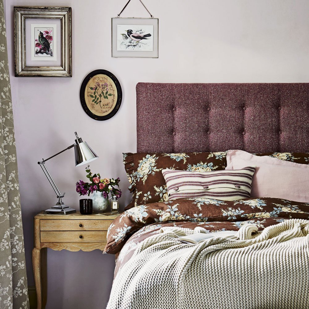 Best 25 Attractive Purple Bedroom Design Ideas You Must Know With Pictures