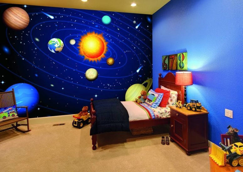 Best 50 Space Themed Bedroom Ideas For Kids And Adults With Pictures