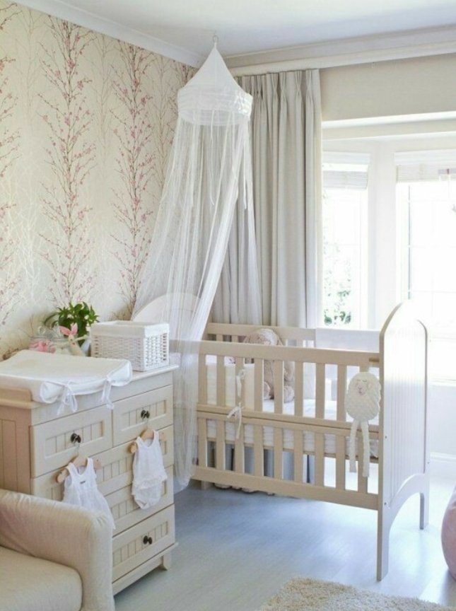 Best 11 Crafty Baby Girl Nursery Ideas With Pictures