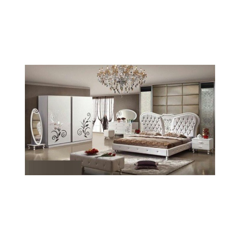 Best Bedroom Set Dgw 8870 Dubai Abu Dhabi Online Furniture Store Uae With Pictures