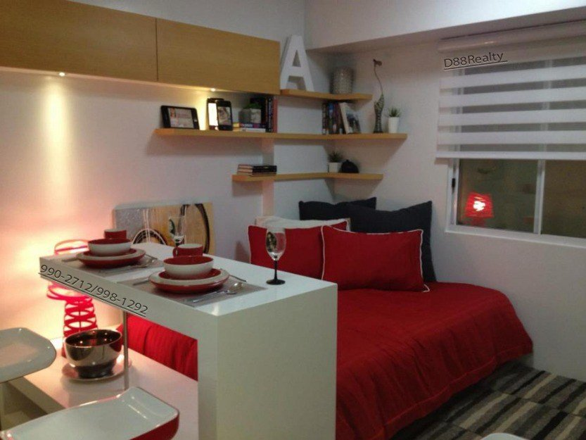 Best Condo Studio Unit For Sale In Amaia Steps Near Pasig With Pictures