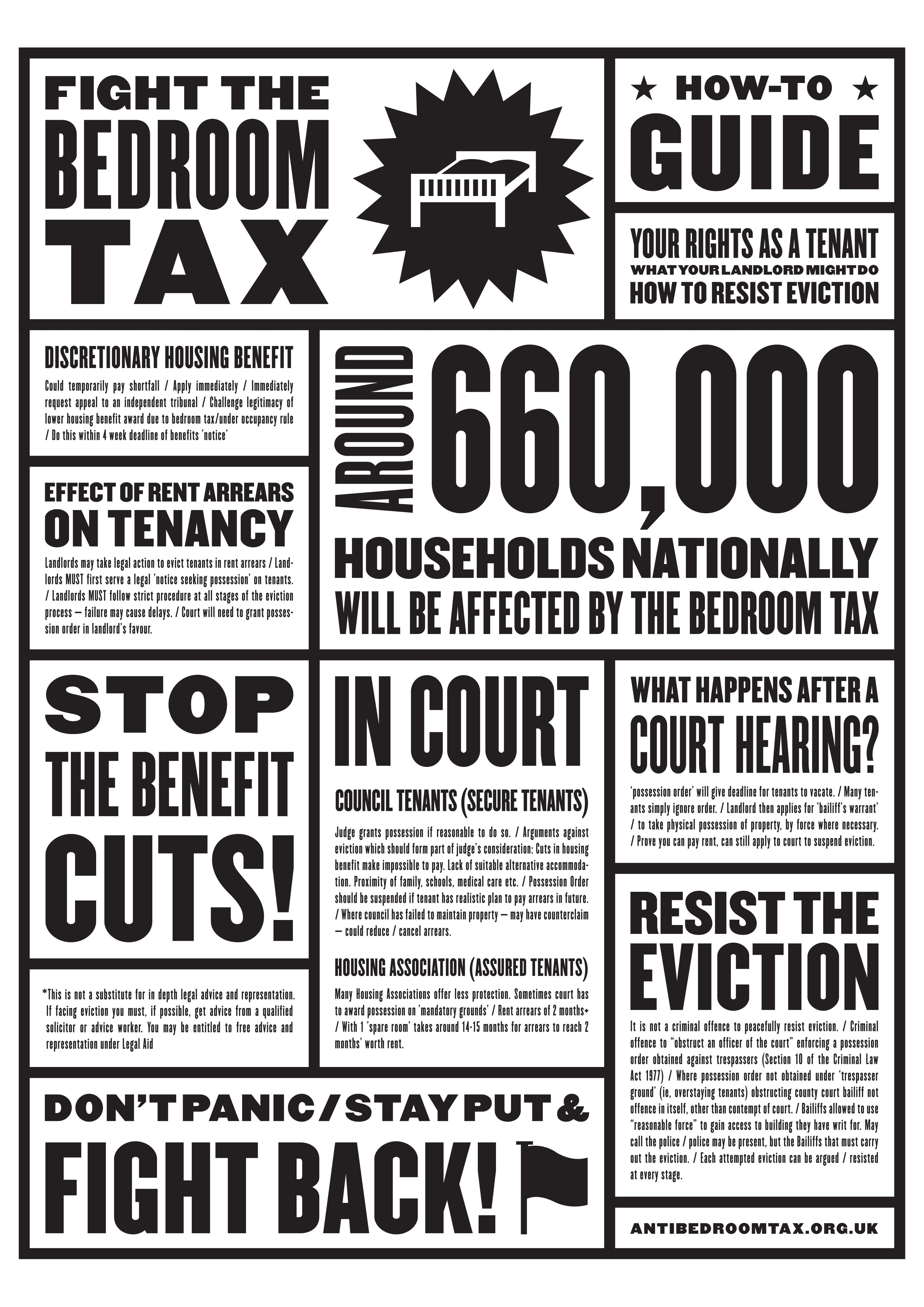 Best How To Fight The Bedroom Tax The Occupied Times With Pictures