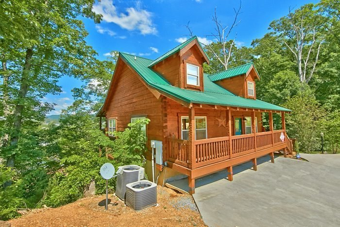Best Catch A Star 3 Bedroom Pigeon Forge Cabin Rental With With Pictures