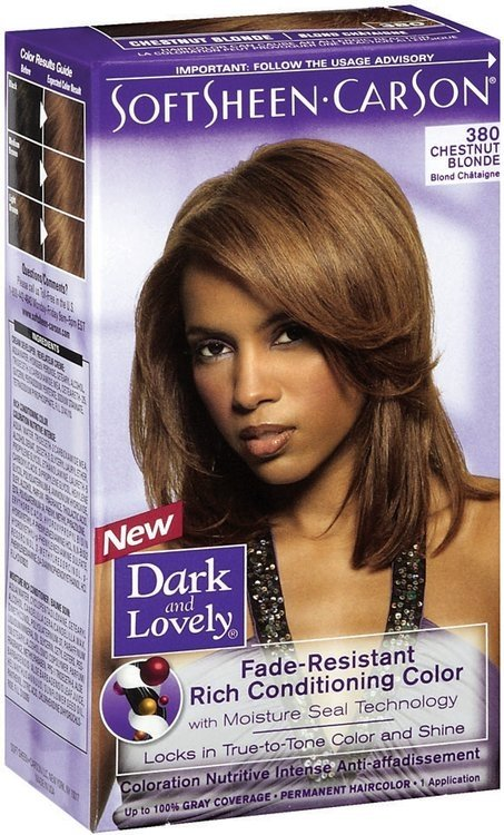 Free Dark And Lovely Fade Resistant Rich Conditioning Color Wallpaper