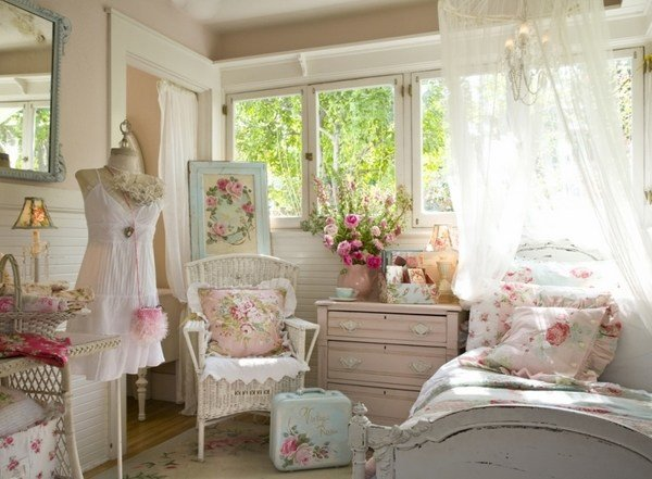 Best Shabby Chic Bedroom Decor – Create Your Personal Romantic With Pictures