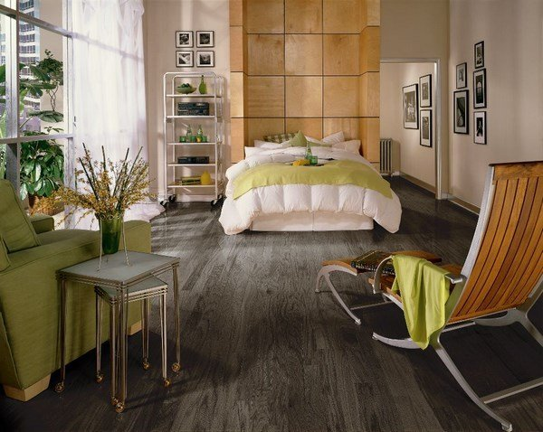 Best Grey Hardwood Floors How To Combine Gray Color In Modern With Pictures