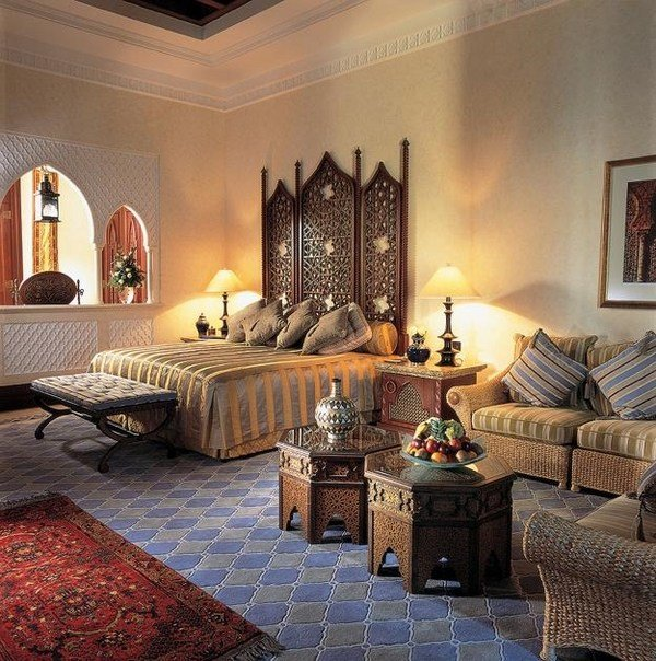 Best Amazing Moroccan Bedroom Ideas – Bold Colors And Ornate Accessories With Pictures