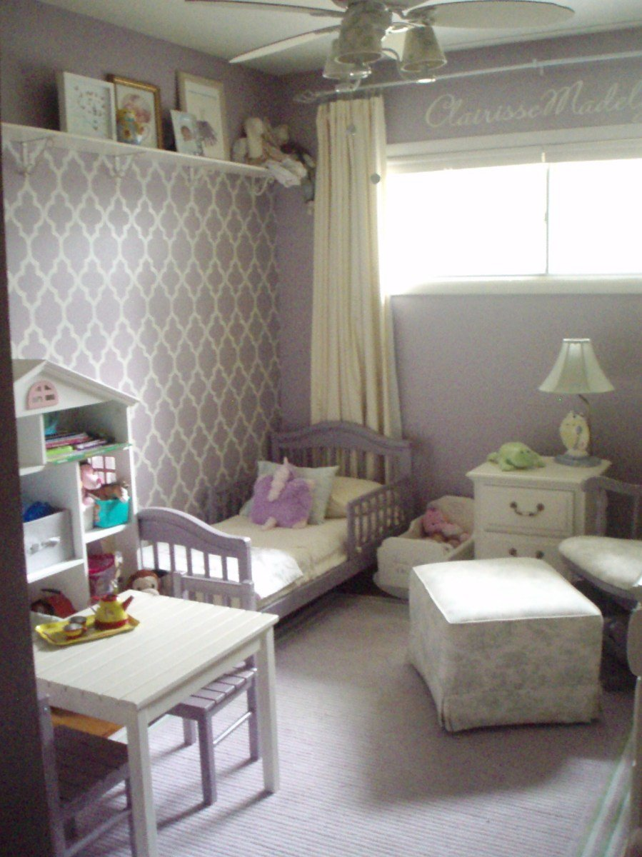Best Room To Grow – A Toddler's Room Decorum Diyer With Pictures
