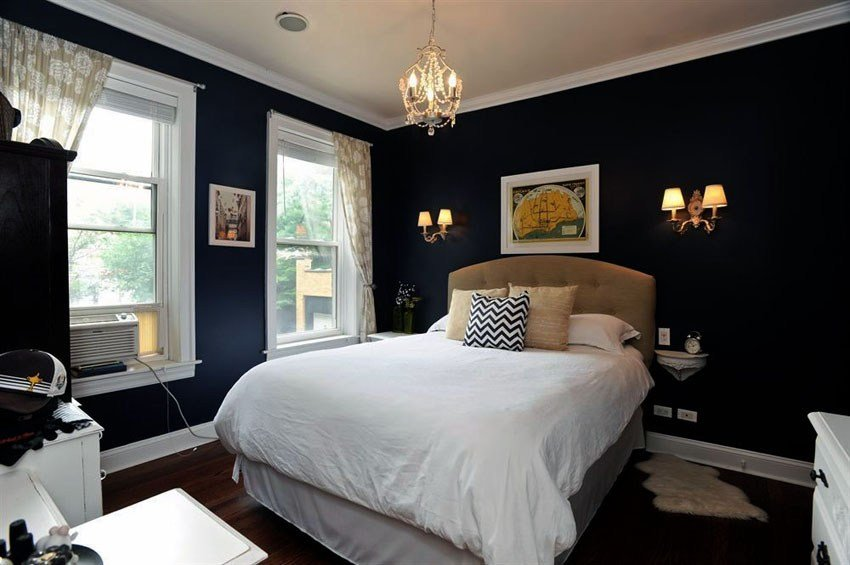 Best 27 Jaw Dropping Black Bedrooms Design Ideas Designing Idea With Pictures