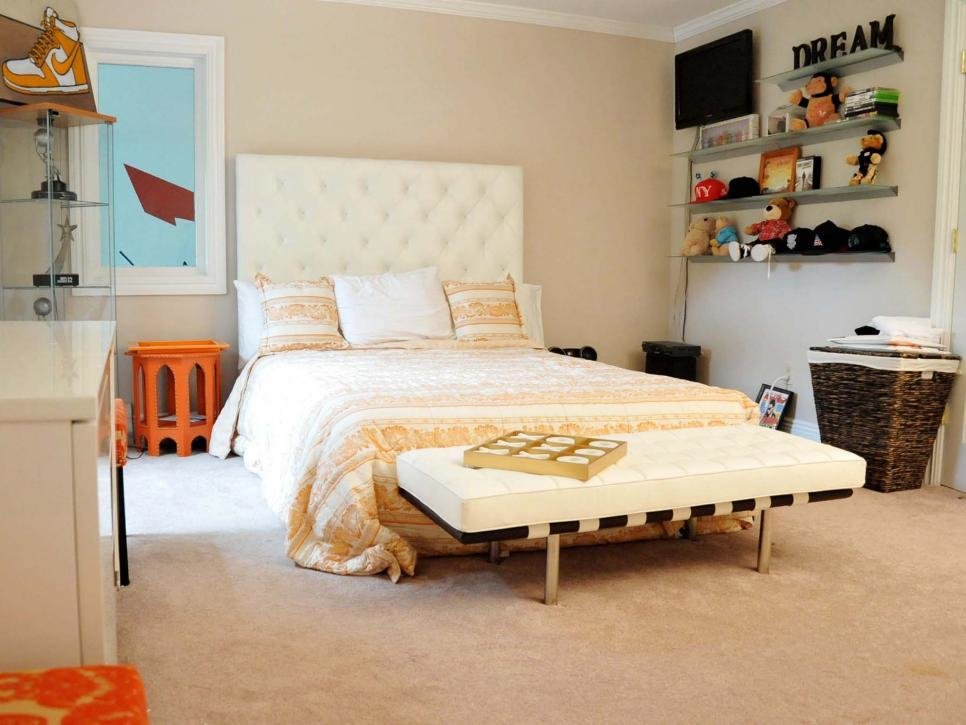 Best Diggy Simmons Bedroom Makeover On Diy Network S Rev Run With Pictures