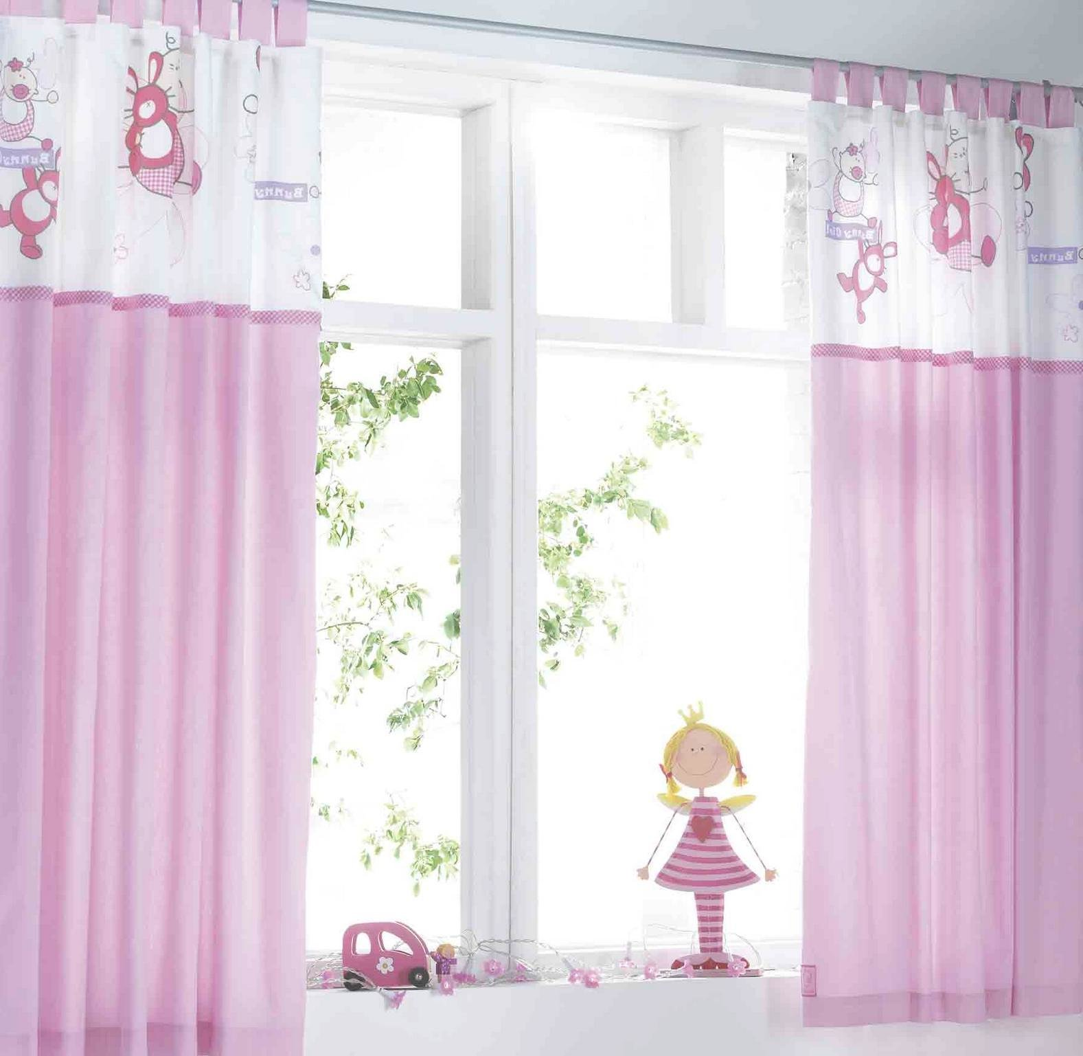 Best Cute Window Treatment Kids Bedroom Curtains Custom Home With Pictures