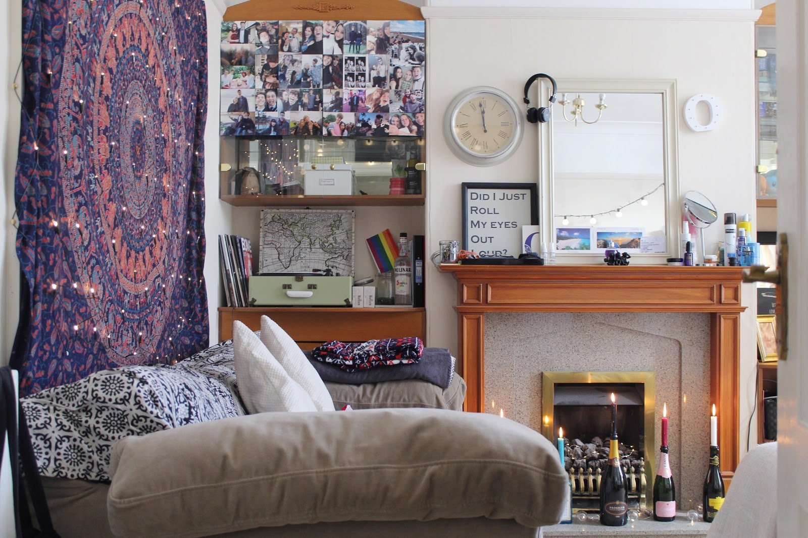 Best University Room Tour Oliver Wearing With Pictures