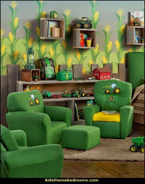 Best Decorating Theme Bedrooms Maries Manor John Deere With Pictures