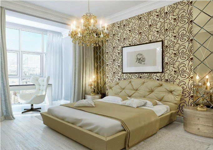 Best Paint Ideas For Bedrooms With Accent Wall With Pictures