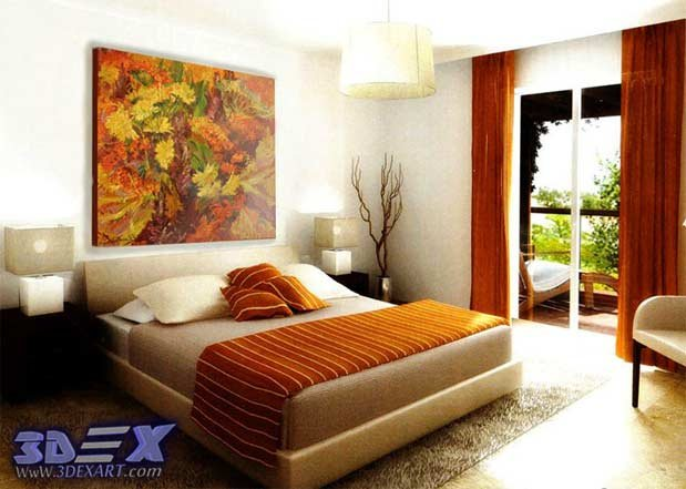 Best Oil Painting On Canvas For Modern Interior Wall Art With Pictures