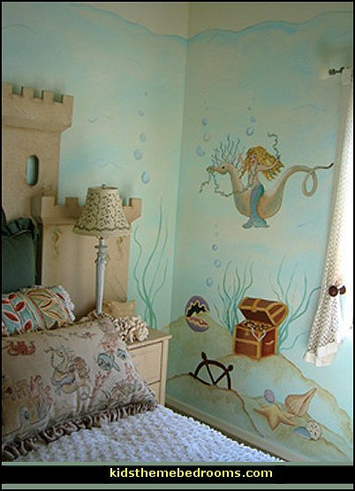 Best Decorating Theme Bedrooms Maries Manor Underwater With Pictures