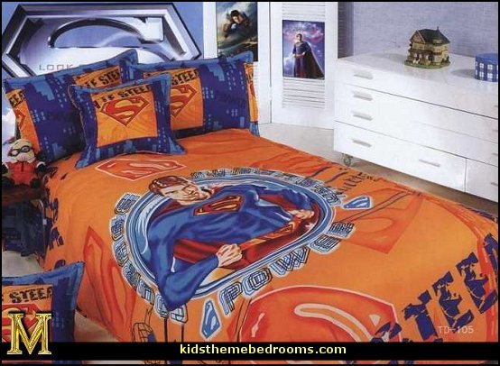 Best Decorating Theme Bedrooms Maries Manor Superman Bedroom With Pictures