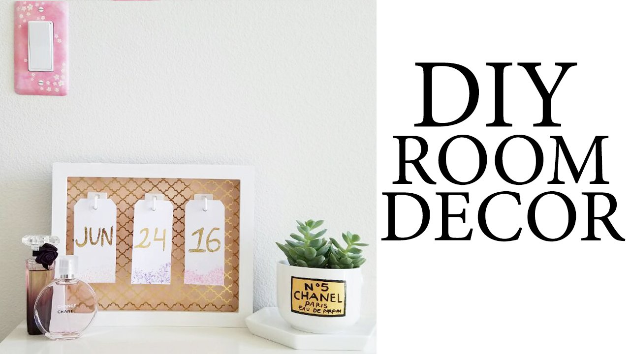 Best Diy Tumblr Pinterest Inspired Room Desk Decor With Pictures