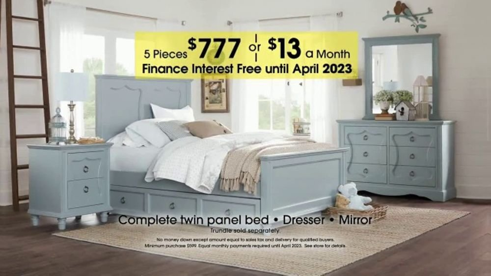 Best Rooms To Go Kids Anniversary Sale Tv Commercial Bedroom With Pictures