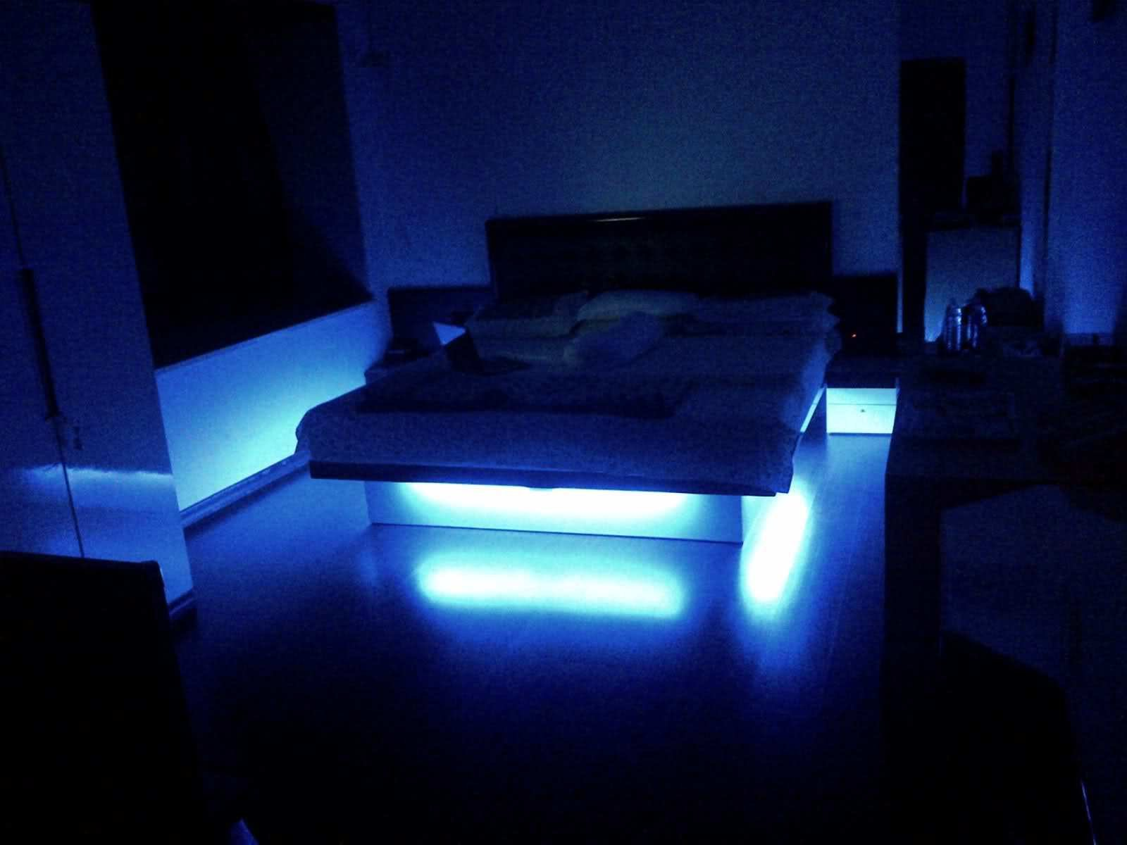Best Neon Bedroom Lighting Home Living Now 70821 With Pictures