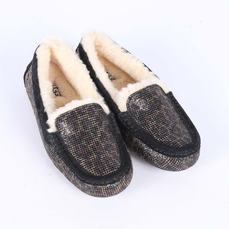 Best Ugg Ansley Glitter Bedroom Slippers Ebth With Pictures