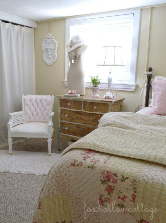 Best Shabby Vintage Cottage Bedroom Fox Hollow Cottage With Pictures