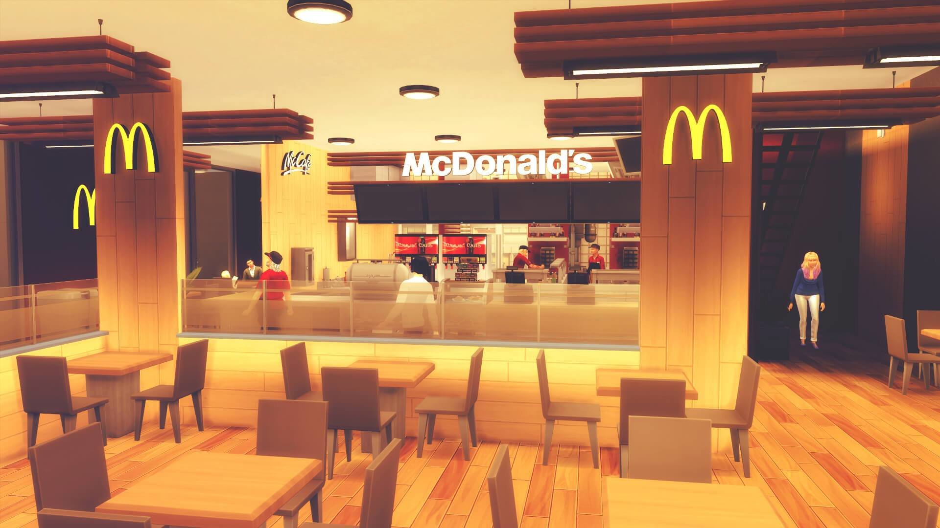 Best Mcdonald S Restaurant 3 Romerjon17 Productions With Pictures