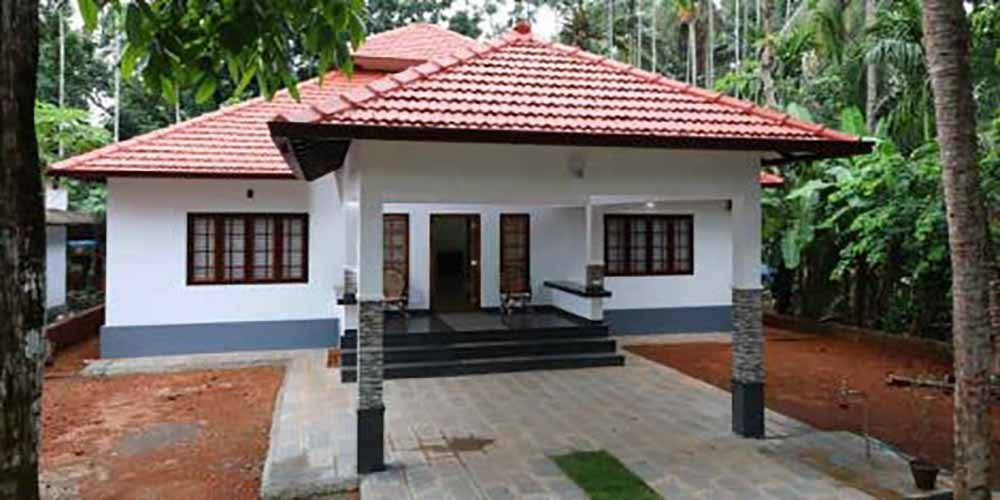 Best 25 Lakhs Kerala Home Plan 1500 Sq Ft Low Cost Kerala With Pictures