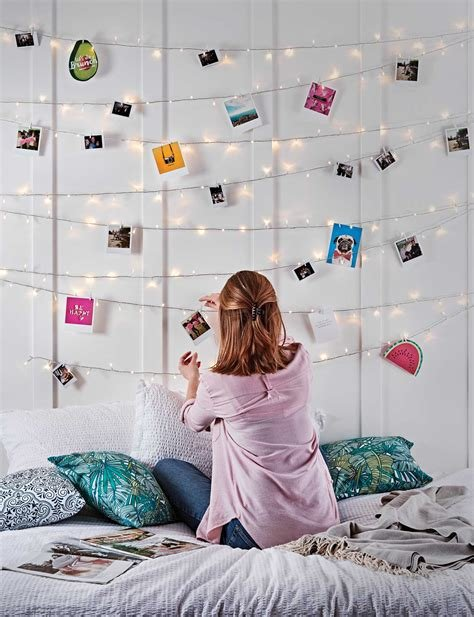Best Bedroom Fairy Light Ideas Inspiration Lights4Fun Co Uk With Pictures