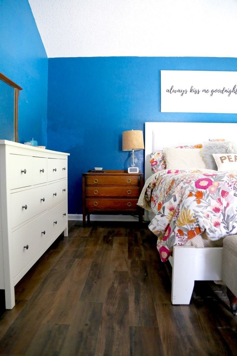 Best Vinyl Plank Flooring In The Master Bedroom Aka Best With Pictures
