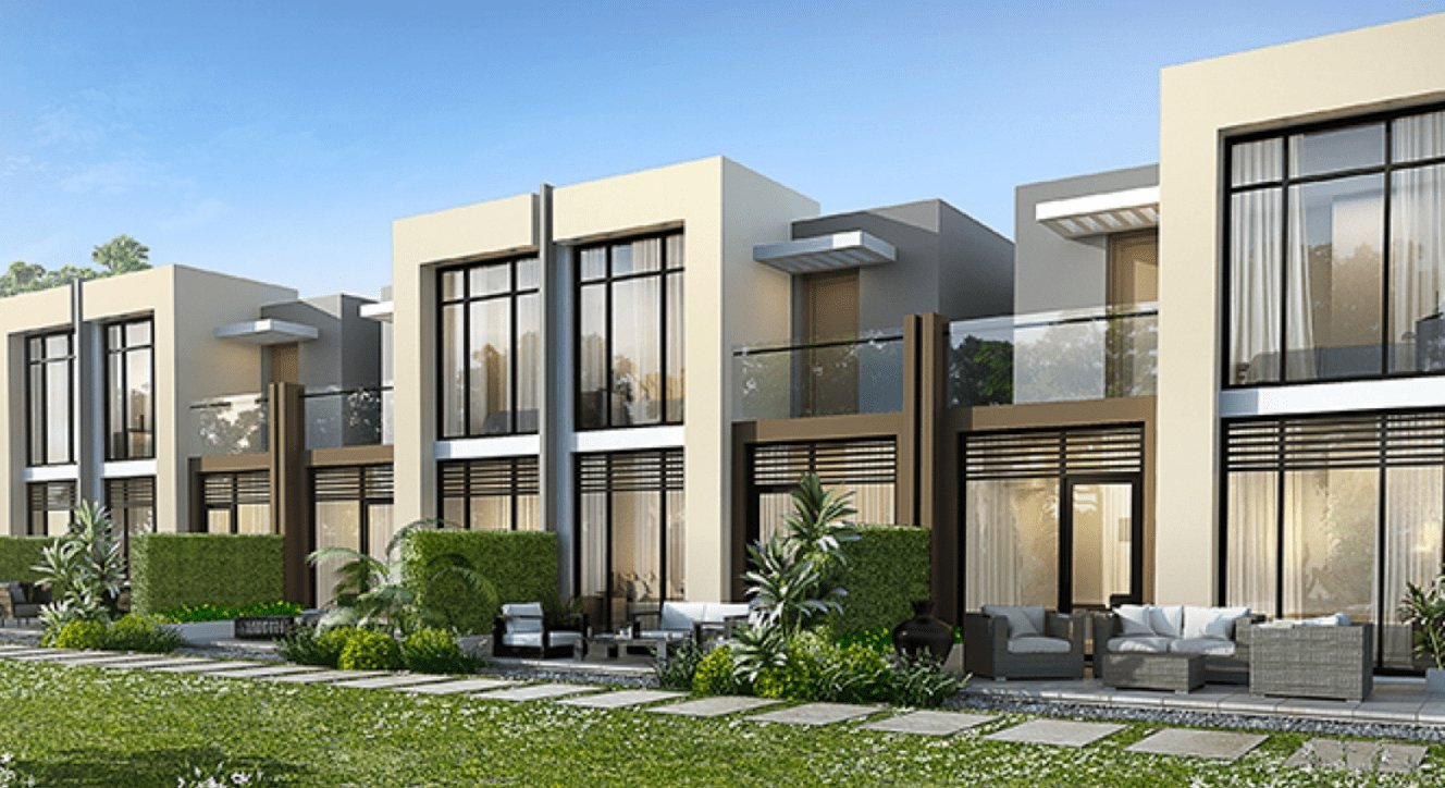 Best Damac Evo 2 Bedroom Townhouse In Dubai Uae With Pictures